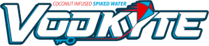 Vodkyte Text Logo